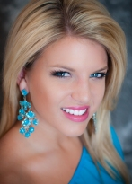 2014 Miss Stateline, Mallory Rivard