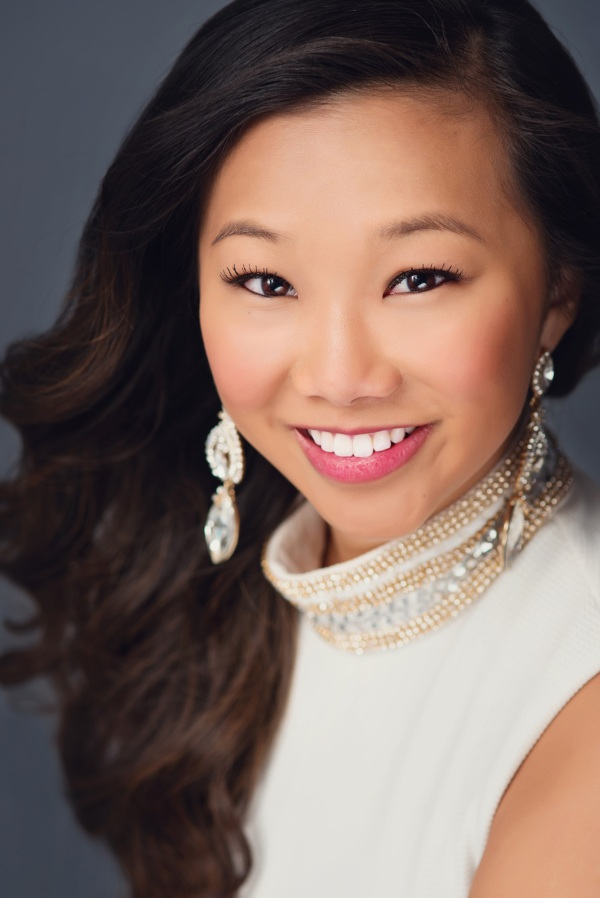 2018 Miss Stateline, Vivian Zhong