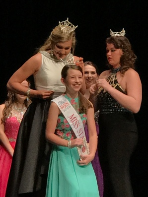 2018 Miss Stateline's OTeen, Kamryn Chasnis